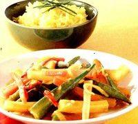 Curry de legume