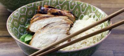 How to Make Grilled Chicken Teriyaki
