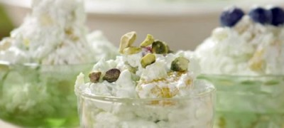 How to Make Pistachio Fluff Fruit Salad