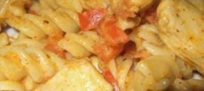 How to make Fiesta Chicken Pasta