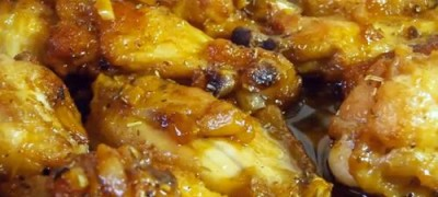 How to make Garlic Chicken Wings