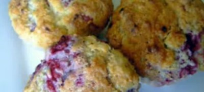 How to make Raspberry Muffins