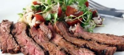 How to Make Marsala Marinated Skirt Steak
