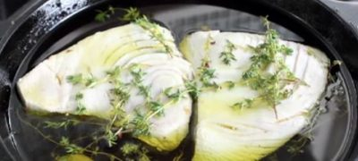 How to Make Olive Oil Poached Tuna