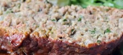 How to Make Prison-Style Meatloaf