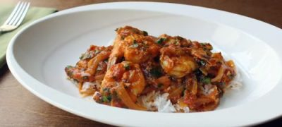 How to Make Shrimp Fra Diavolo