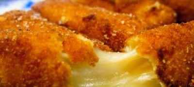 How to Make Tasty Cheese Sticks