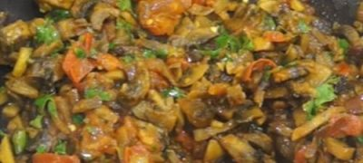 How_to_make_Mushroom_Curry