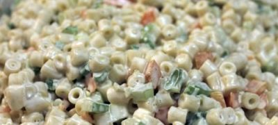 How to Make Creamy Macaroni Salad