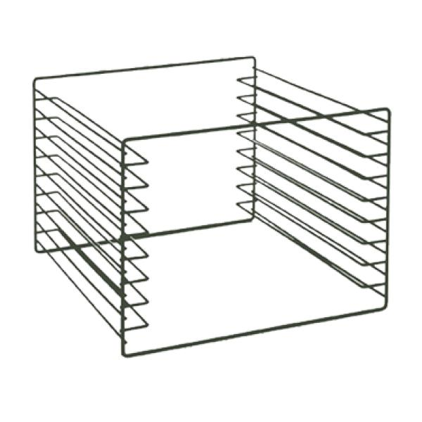 Tray Slide Module, wire, 8 tray capacity: Restaurant