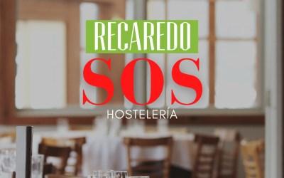 La hostelería está pagando los platos rotos, Toledo.