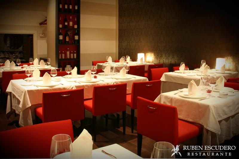 Restaurantes Valladolid  Rubn Escudero Restaurante