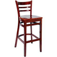 Bar Stool Chairs Swing Chair Amsterdam Ladder Back Wood Stools