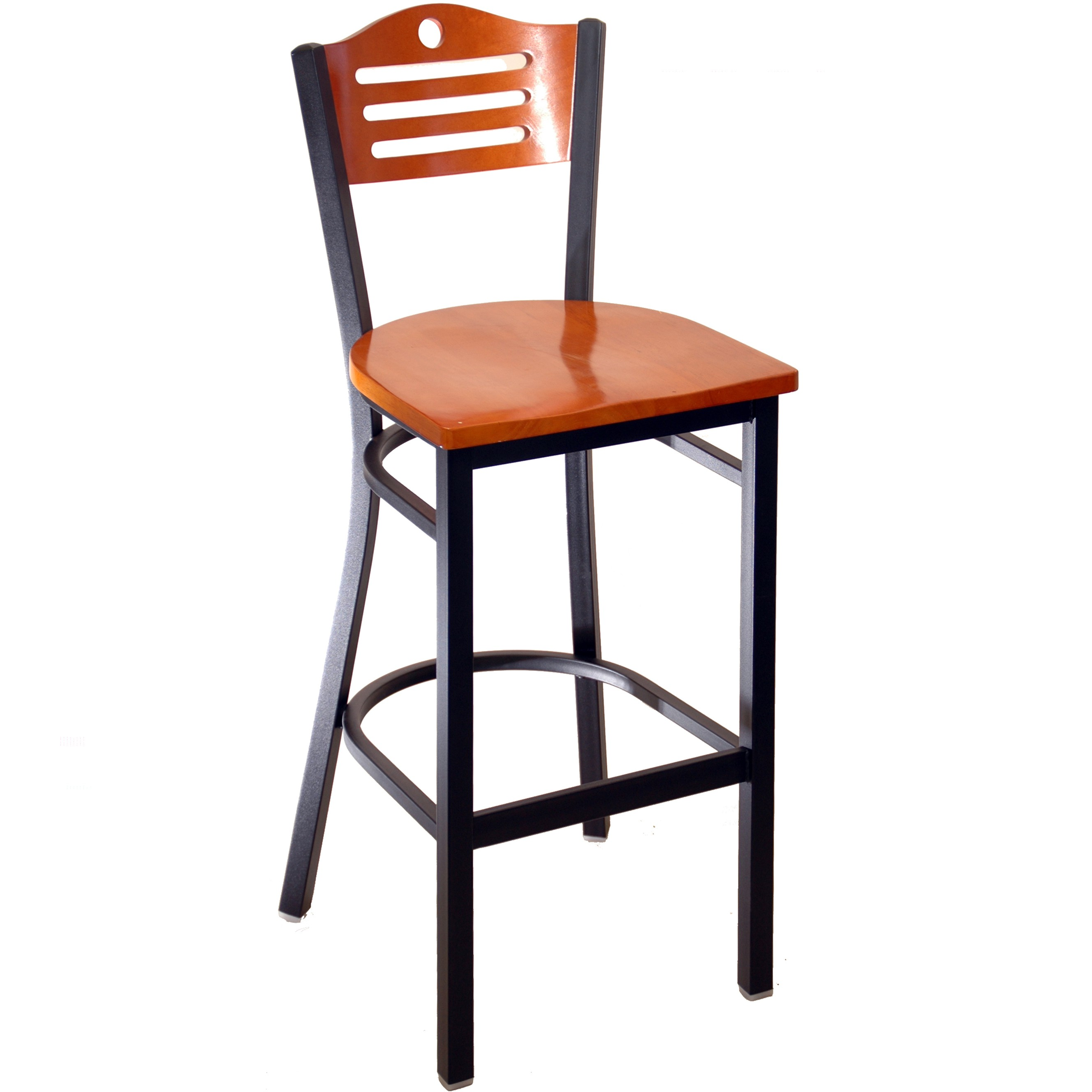 bar chairs with backs desk chair without casters interchangeable back metal stool slats and circle