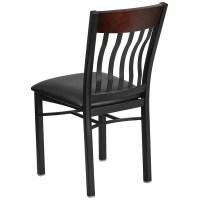 Metal Schoolhouse Chair