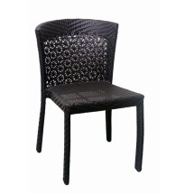 Woven Rattan Patio Chair