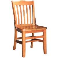 Schoolhouse Wood Restaurant Chair