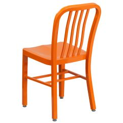 Orange Outdoor Chairs Fishing Fighting Chair Bar Stools Indoor Ch 61200 18 Or Gg