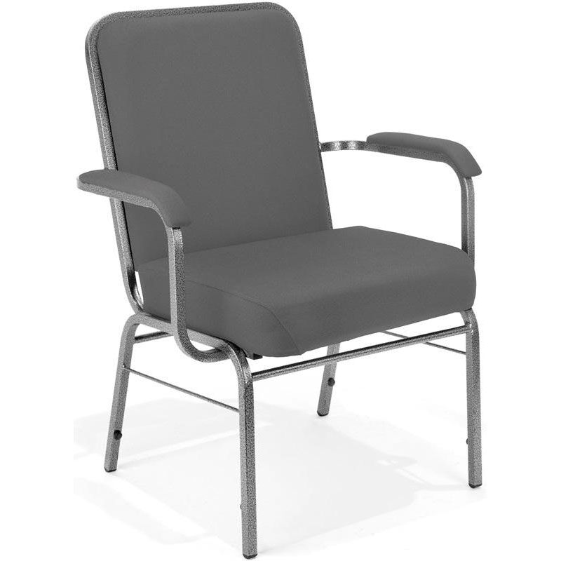 chair with arms satin covers walmart big and tall stack arm 300 xl 801 restaurantfurniture4less com capacity gray tap to expand