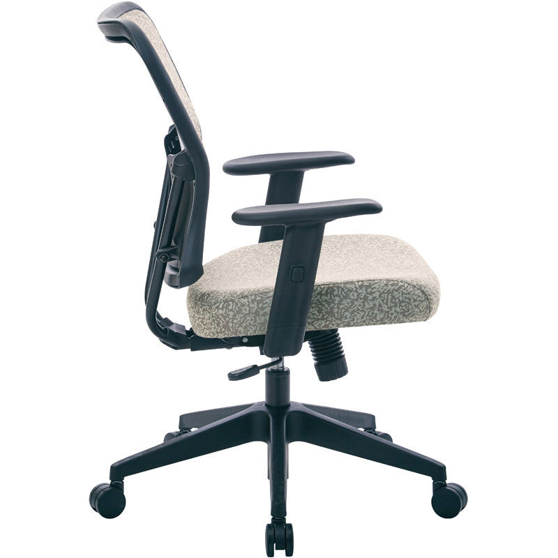 office chair with adjustable arms baby target deluxe 213 j44n1w restaurantfurniture4less com our space series 2 to 1 mechanical height