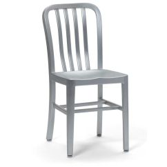 Restaurant Chairs For Less 2 Chair Table Set Brushed Aluminum 7008 Restaurantfurniture4less