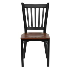 Restaurant Chairs For Less Thomas Table And Uk Black Vert Chair Cherry Seat Bfdh 88398cwtrv Tdr