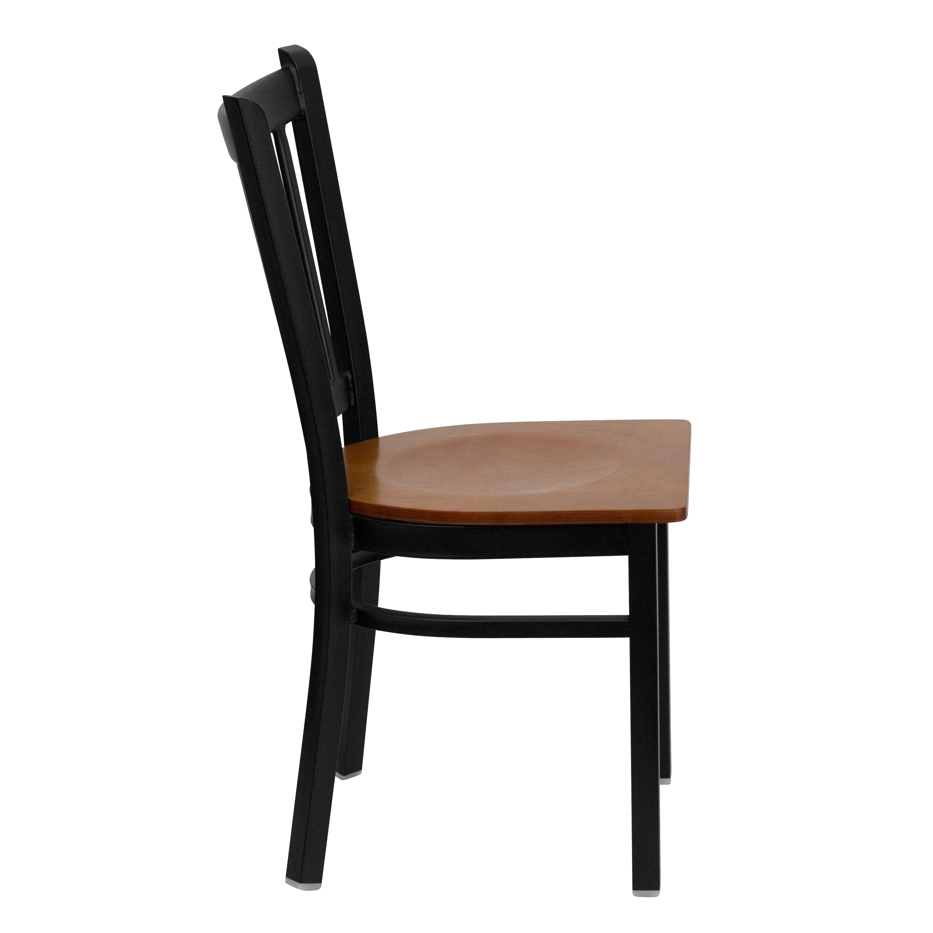 chair glides for metal chairs country song rocking black vert cherry seat bfdh 88398cwtrv tdr