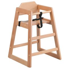 High Chair Restaurant Cheap Pool Chaise Lounge Chairs Restaurantfurniture4less Booster Seats And Stackable Natural Baby