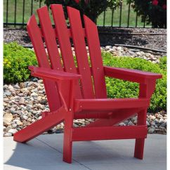 Red Adirondack Chairs Decorative Desk Chair Cape Cod Pb Adcapred Restaurantfurniture4less Com Our Recycled Plastic In Is On Sale Now