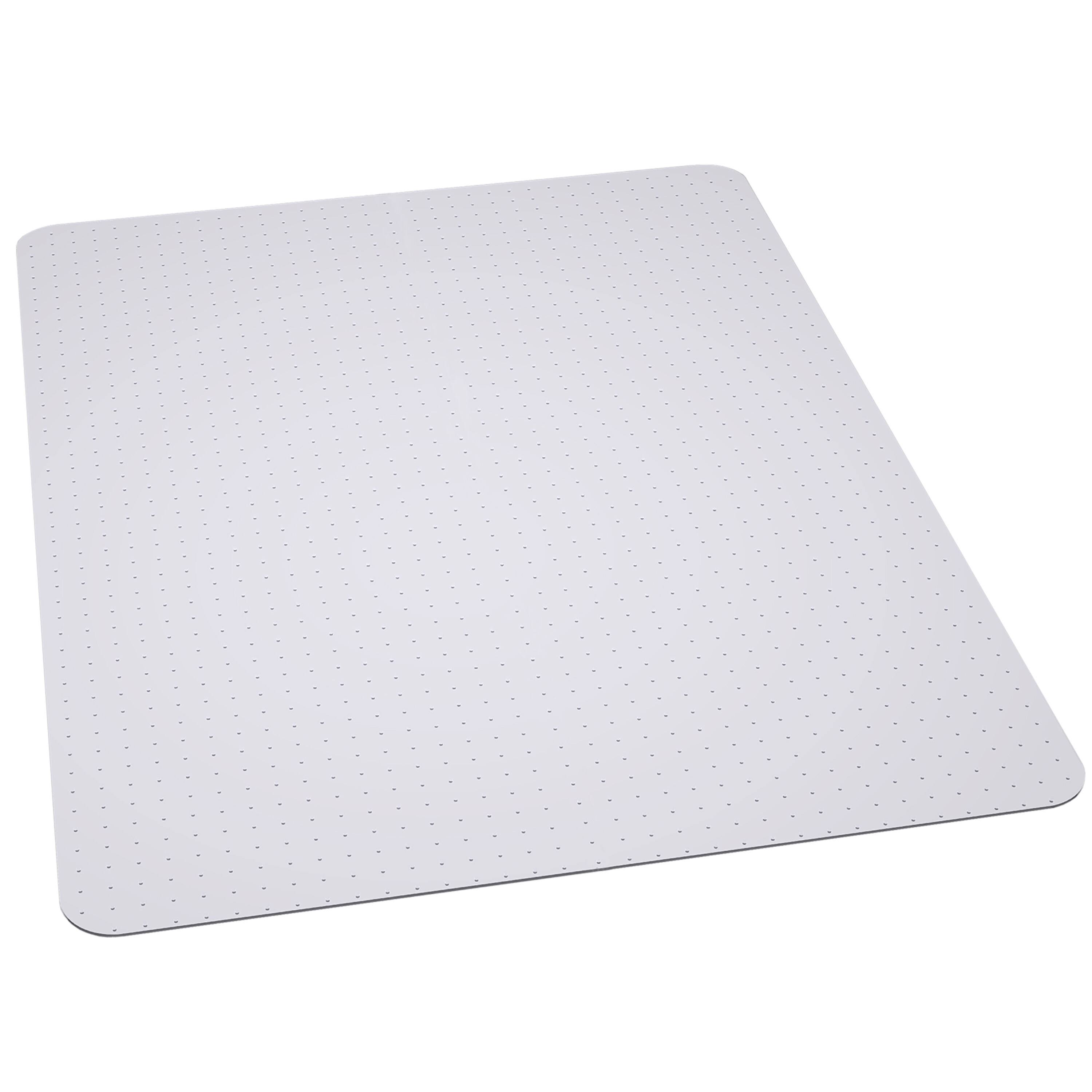 office chair mat 45 x 53 bed with arms uk 45x53 clear carpet 121712 gg