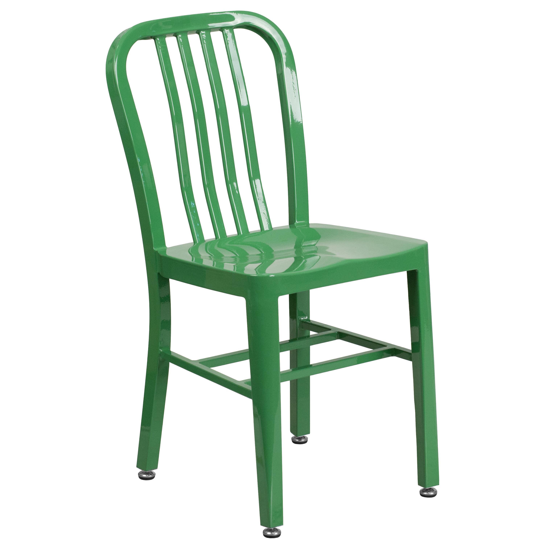 outdoor restaurant chairs kids ball chair restaurantfurniture4less patio and furniture green metal indoor