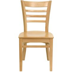 Restaurant Chairs For Less Natural Wood Folding Chair Dining Bfdh 8241nn Tdr