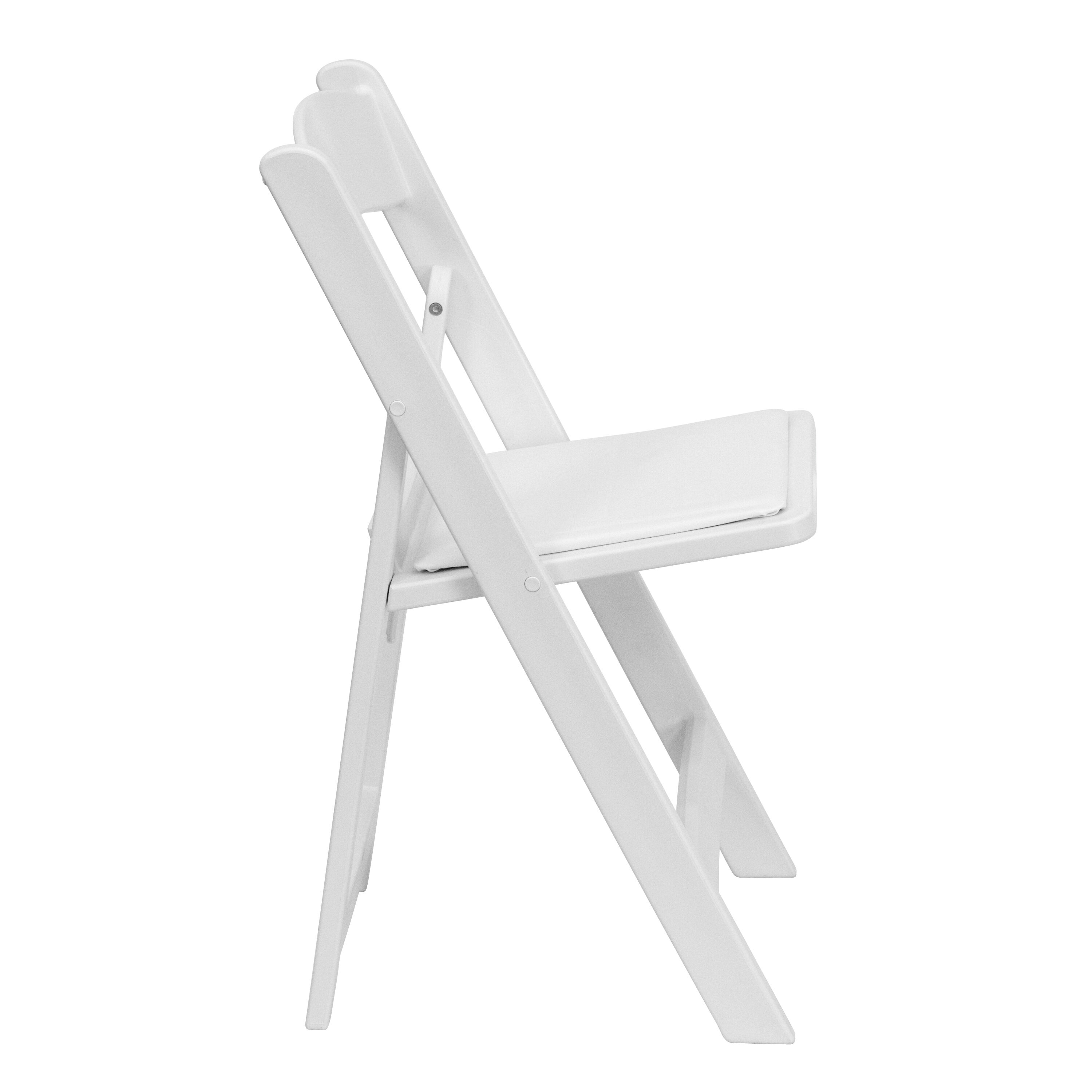 resin folding chairs for sale queen anne side cherry white chair le l 1 gg restaurantfurniture4less com capacity with vinyl padded seat