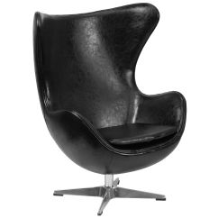 High Chair Egg Build Your Own Black Leather Zb 9 Gg Restaurantfurniture4less