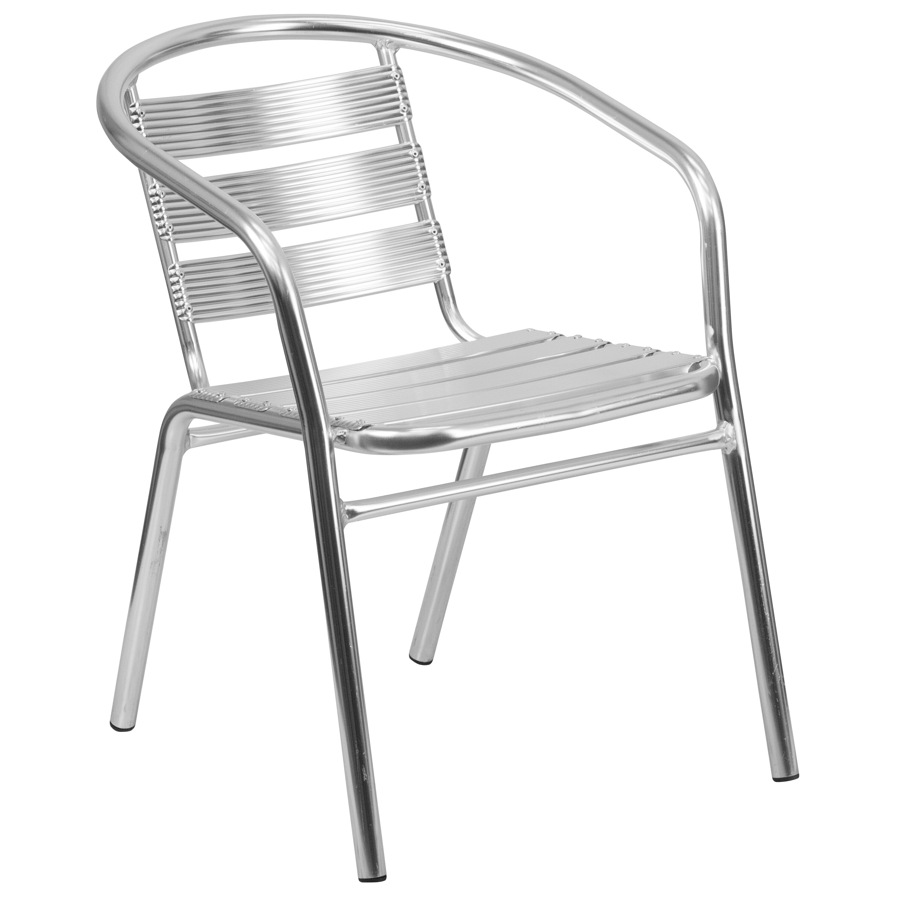 outdoor aluminum chairs chair covers wedding bows restaurantfurniture4less heavy duty commercial indoor restaurant stack with triple slat back