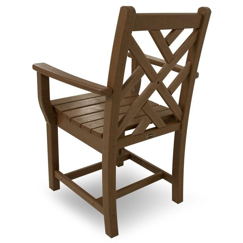 chippendale dining chair polywood adirondack teak cdd200te restaurantfurniture4less com our reg arm is on sale