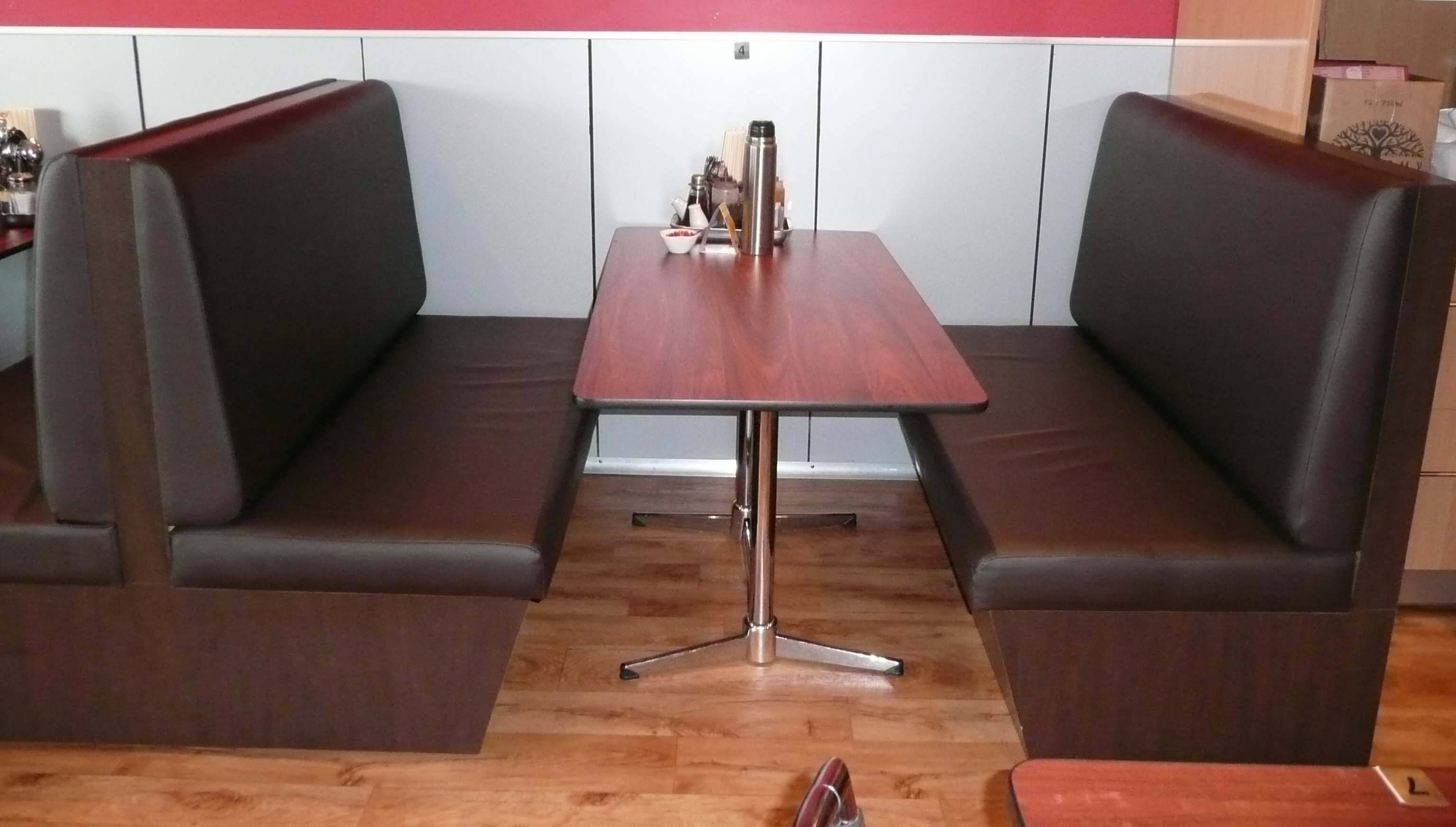 restaurant sofa booth seating high back recliner seatings 04
