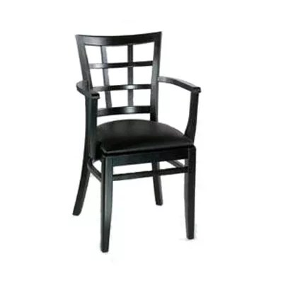 Latticeback Armchair