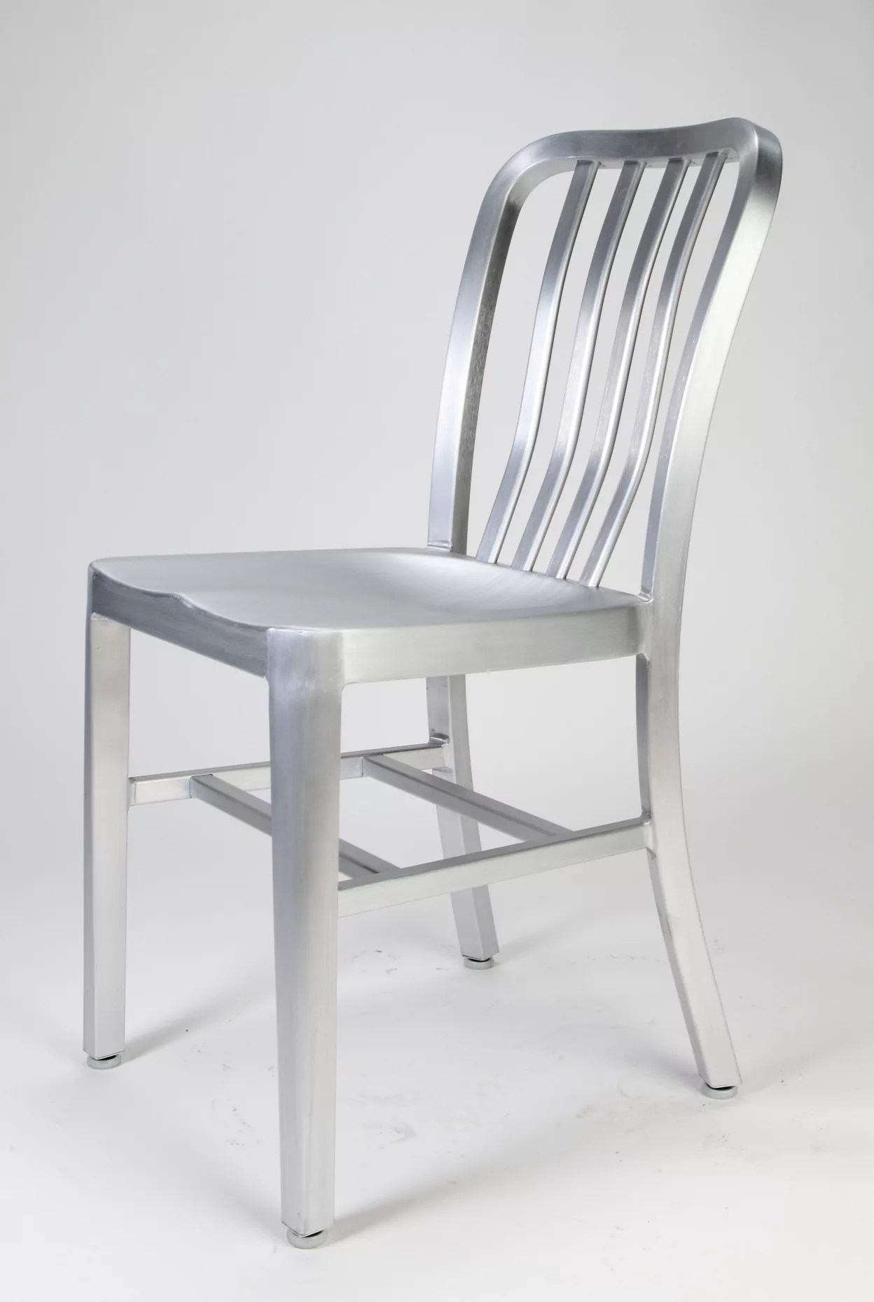 Brushed Aluminum Chairs  Restaurant Furniture Warehouse
