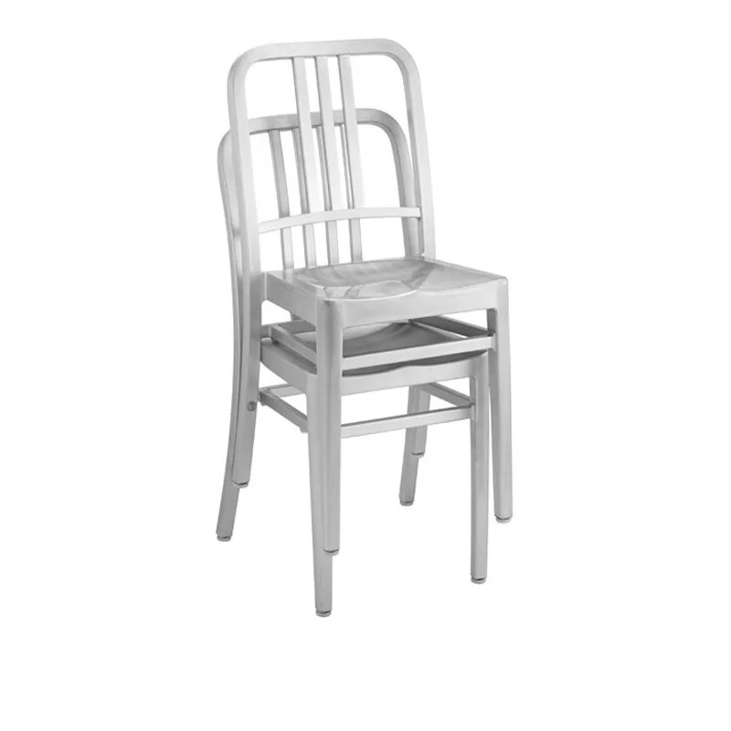 aluminum dining stackable chairs restaurant furniture warehouse