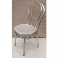 Brushed Aluminum Chairs | Restaurant Furniture Warehouse