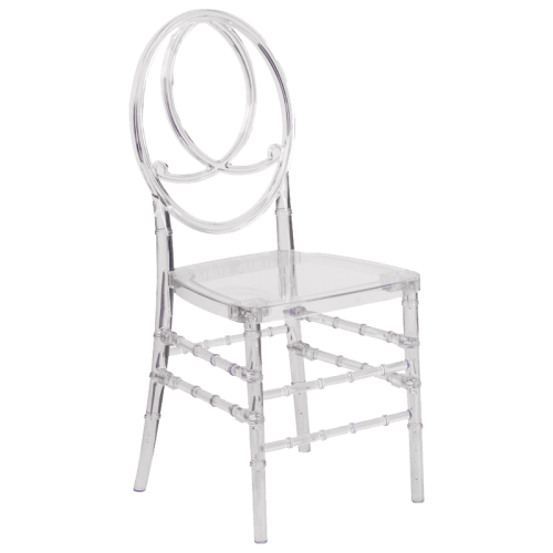 Grace Crystal Stackable Chair