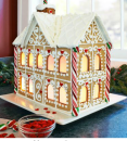 Dream Gingerbread House Kit
