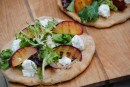 Fire Up the Grilled Plum & Goat Cheese Pizza