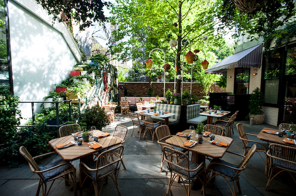 What NYC Bars Have Outdoor Gardens?