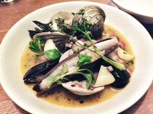 Spiced Seafood Ragu