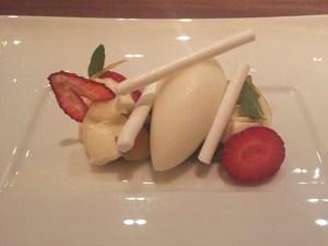 White Chocolate Namelaka
