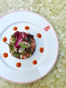 Benoit_Lobster Salad (2)_Photo Credit Benoit