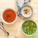 Go Beyond Borscht With NYC's Coolest Cold Soups