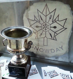 Who'll take the crown from last year's winner, Snowday?
